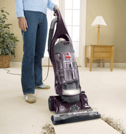 Bissell Velocity Dual Cyclonic Upright Vacuum 3950 Review