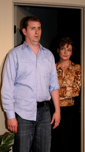 ... Donovan & Carolyn Hennesy in