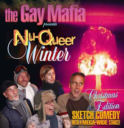 Gay comedy shows