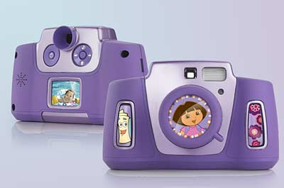 Dora the Explorer Rugged Digital Camera