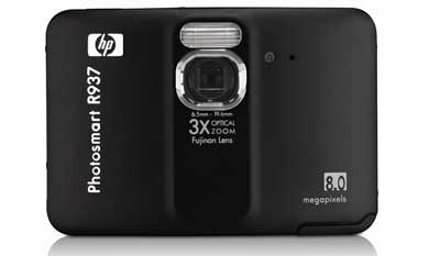 HP Photosmart R937 Digital Camera