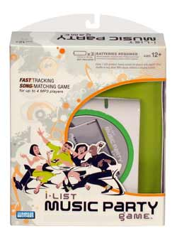 i-LIST MUSIC PARTY(TM) GAME