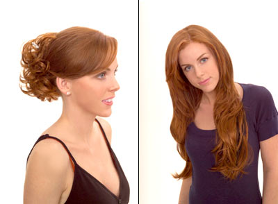Just For Redheads Hair Extensions 18