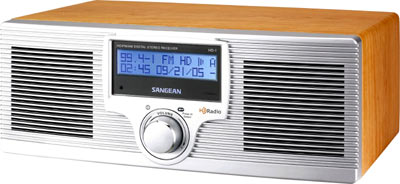 Sangean has combined the superior reception that it's famous for and construction that creates one of the most realistic sound reproductions in audio today