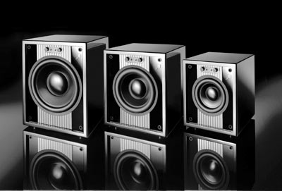 Sonance Cabinet Subwoofers