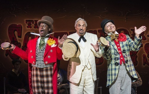critique the scottsboro boys an Signature theatre 4200  the tony award®-winning masterminds deliver a breathtaking musical critique of a stunning true story  the scottsboro boys contains.