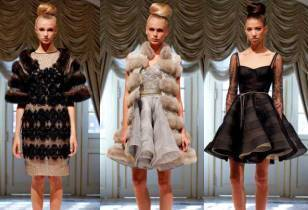Dennis Basso Spring 2013 Ready-to-Wear Collection Review — Deauville Reimagined