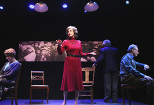 "Workshop Theater's ""Through the Darkness"" Review - Fresh Insights about the Holocaust"