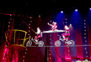 """Circus 1903"" Review- The Golden Age of Circus is Recreated at The Oriental Theatre"