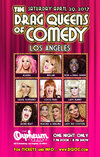 The Drag Queens of Comedy Review – Raunchy Yet Undeniably Hilarious!