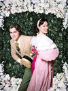 "Dead Writers Theater's ""THE IMPORTANCE OF BEING EARNEST"" Preview – Featuring Unique Set Design Inspired by Pop-Up Valentines and Toy Theaters"