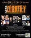 "September 15th ""Mondays Dark"" -  ""Gone Country"" Benefits Douglas J. Green Memorial Foundation  Features  Andy Ross, Jon Hall, Troy Burgess Travis Cloer, Felice Garcia,  Ben Hale  at Vinyl Inside Hard Rock Hotel & Casino"