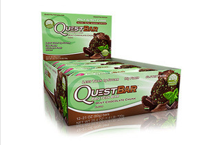 Quest Bar Giveaway – Say Hello to Mint Chocolate Chunk