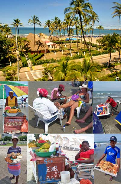 Cartagena colombia review the living legend of the for Fish pedicure los angeles