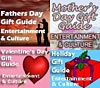 Entertainment & Culture Gift Guides