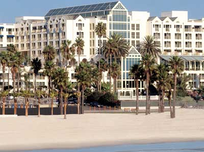 Loews santa monica beach hotel review a summer oasis for for Dog hotel santa monica