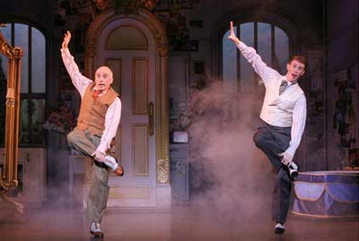 BWW Reviews: Thrifty Thrilling 39 STEPS @ Ahmanson