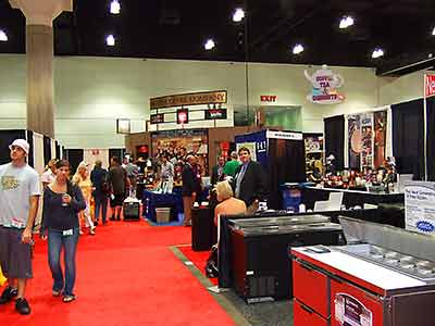 Western foodservice hospitality expo review an array of for La kitchen delight
