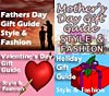 Style and Fashion Gift Guides for 2008 - Clothing and Accessories
