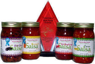 Award Winning Fruit Salsa
