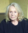 "Salome Jens Stars in ""Blond Poison"" on Stage at Theatre 40"