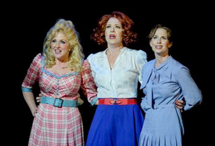 San Diego Musical Theatres 9 to 5 Review - Relaxation At The End Of The Day