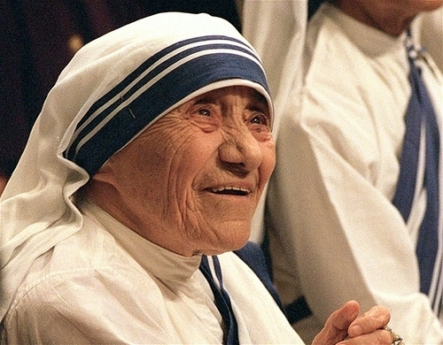 article on mother teresa helping the poor Mother teresa (known also as mother teresa of calcutta) was born in what is now called the republic of macedonia in 1910 born to albanian parents she was at that time known as agnes gonxha.