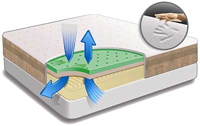 Tempflow™ and Tempur-Pedic® Reviews - What 35 Hours of ...