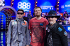 World Series of Poker Main Event - Final Table Down to Final Three