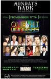 Mondays Dark Presents One Hit Wonders - Benefit for Vegas Shepherd Rescue