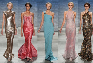 Kati Stearn Venexiana Spring 2015 Collection Review - Bask in the World of Lavish Luxury