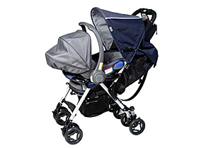 Combi DK-5 Review - The Ultimate In Baby Travel