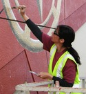 Introducing Anat Ronen- Houston Muralist and Digital Artist