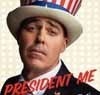 Book Review: President Me - Not So Far-Fetched Now