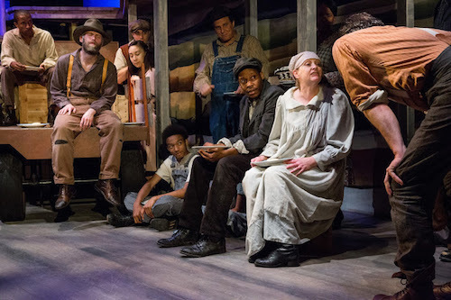 The Struggles of the Joad Family in The Grapes of Wrath