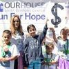 OUR HOUSE Grief Support Center - Holds Wonderful Run For Hope 5K Festival
