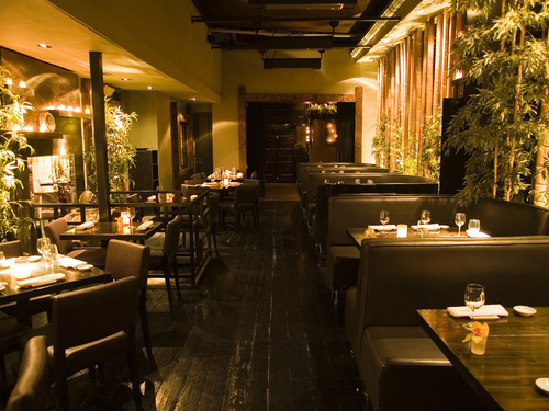Koi los angeles making valentine s day more than a night for Koi restaurant los angeles