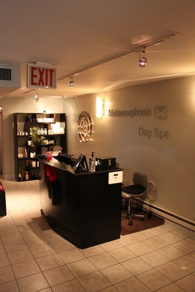 Metamorphosis day spa review three hours of head to toe for 24 hour beauty salon nyc