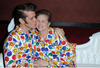 Ultimate Pajama Party - Perez Hilton Celebrates His 35th Birthday in Joe Boxer Pajamas