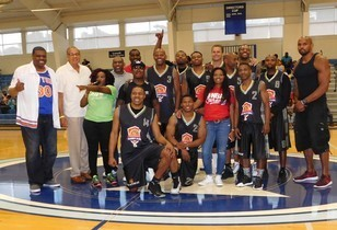 The National Basketball Retired Players Association  Review - Celebrity Game For The Community