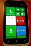 Windows Phone Review - Your Way to a Happier Day