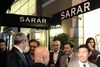 Sarar Sunset Plaza's Grand Opening Event Owned The Strip - Hollywood Stars Dress for a Cause