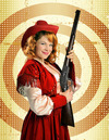 "Light Opera Work's ""Annie Get Your Gun"" Review – Charismatic Annie Packs More Than a Gun"