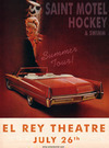 Saint Motel, Hockey, and Swimm - Grace The Stage at The El Rey