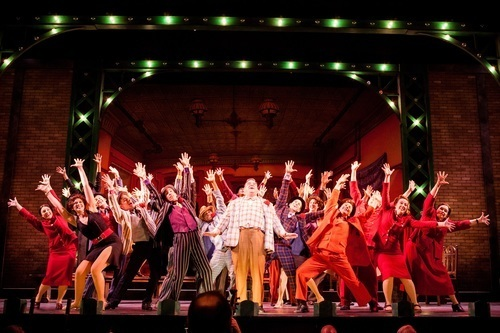 a review of the musical guys Five guys named moe, a major new revival of the olivier award-winning, smash-hit musical at the new marble arch theatre find out more about the show and book tickets.