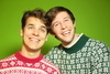 UP Comedy Club Presents It's a Nick & Gabe's Christmas Party Review - A Holiday Sketch Full of Song and Laughs