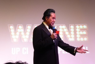 Wayne Newton Up Close & Personal Review - Enjoy Stories of Vegas History with Mr. Midnight Idol at Show at Bally's