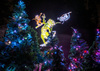 L.A. Zoo Lights 2016 Review - More Lights and More Nights of Dazzling Magic