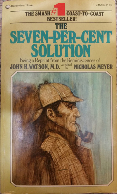 The Seven-Per-Cent Solution Review - A Must-See Sherlock Holmes Event | Splash Magazines | Los ...