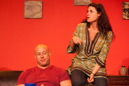 theatre review for the deranged marriage Growing up in 1970s britain in an indian family, sushi das attempted to rebel  against her strict upbringing while her parents thought she was.